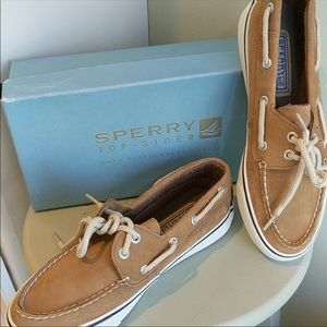 Sperry top-sider shoes.  New in box.